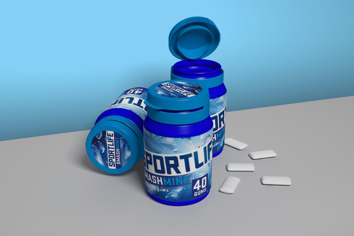 C4U Sportlife 3D rendering