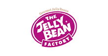 The Jelly Bean Factory logo