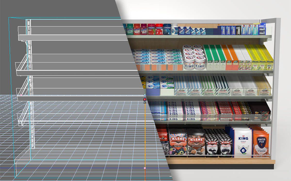 3D Productvisualisatie