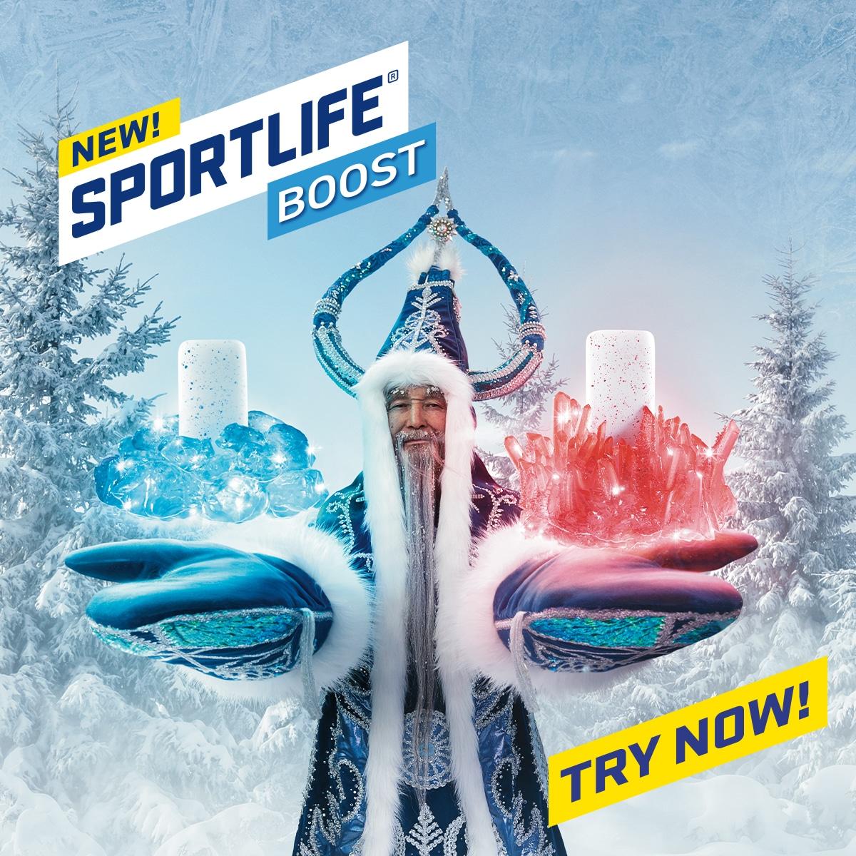 Sportlife Boost